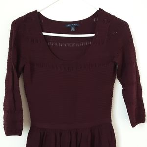 American eagle outfitters small dress
